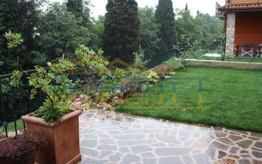 Villino con giardino