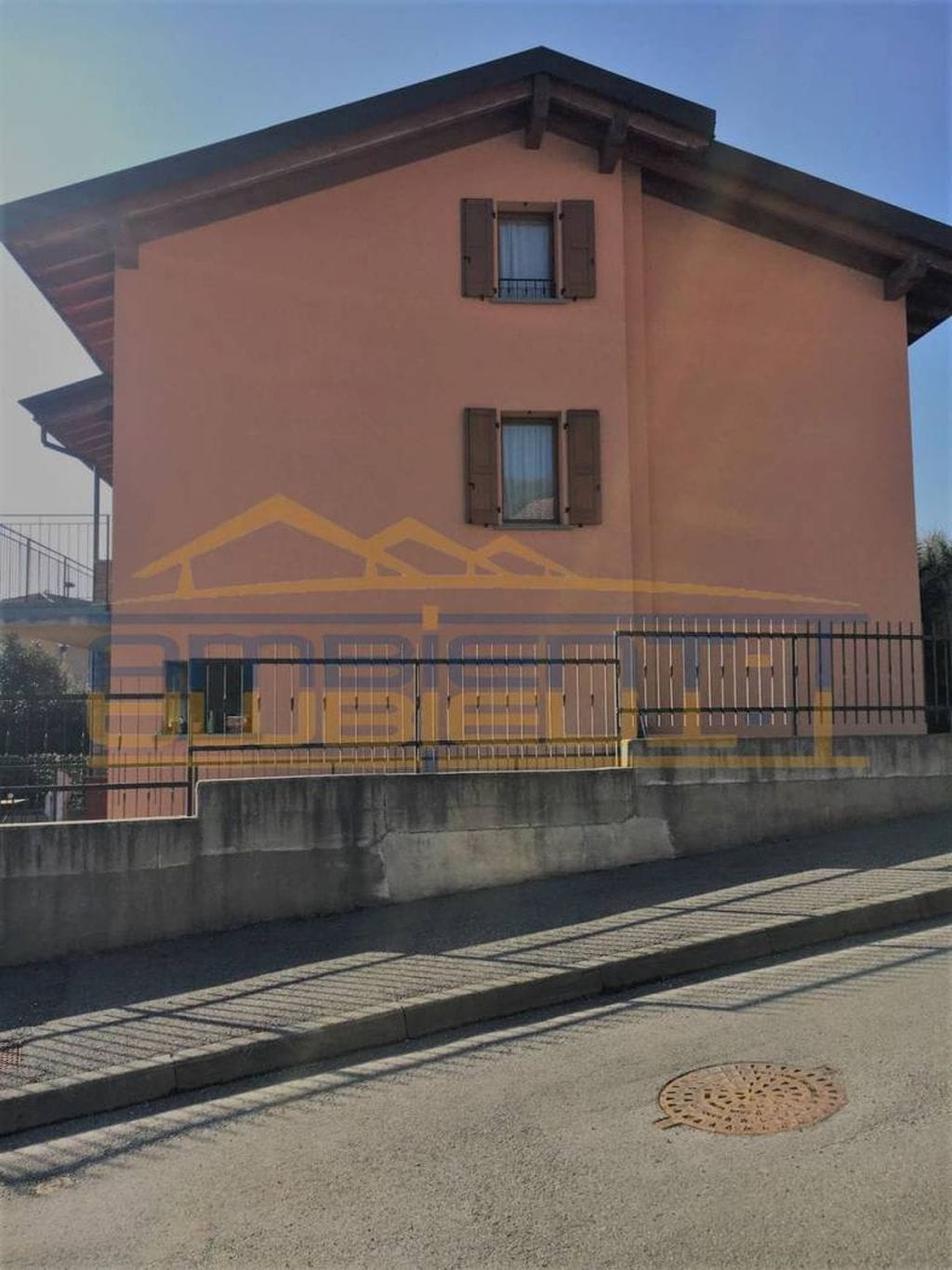 Villa d' Adda - Villetta di testa